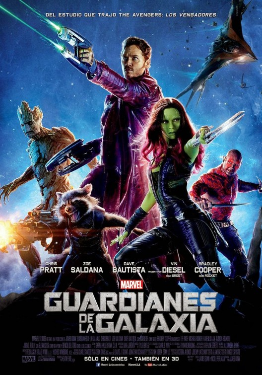 Guardians of the Galaxy 2014 BRRip مترجم