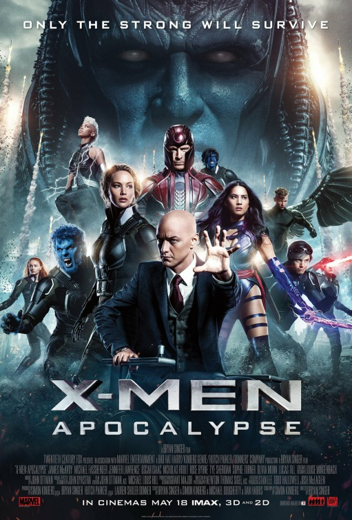 X-Men.Apocalypse.2016 .720p.BluRay.x265 مترجم