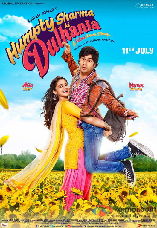 Humpty Sharma Ki Dulhania 2014 - DVDRip مترجم