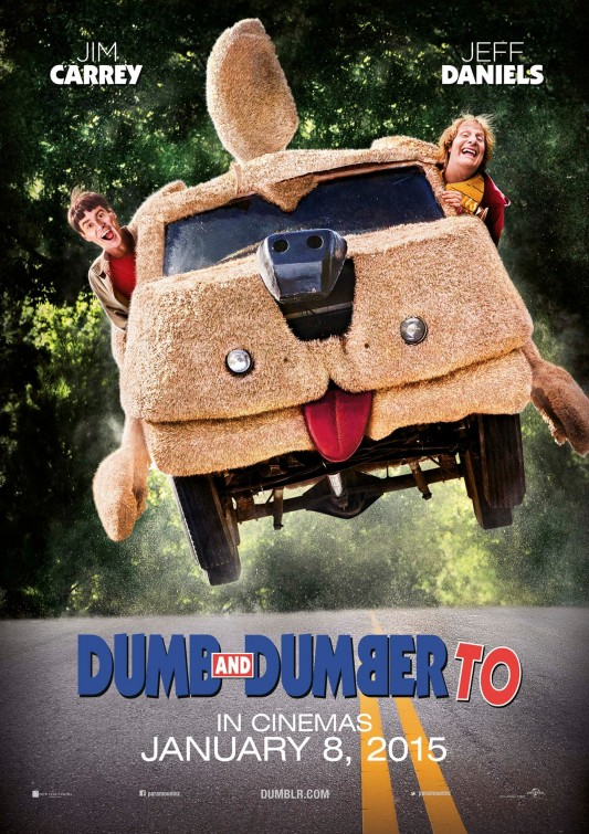 Dumb and Dumber To.2014720p.BluRay .x265 HEVC مترجم