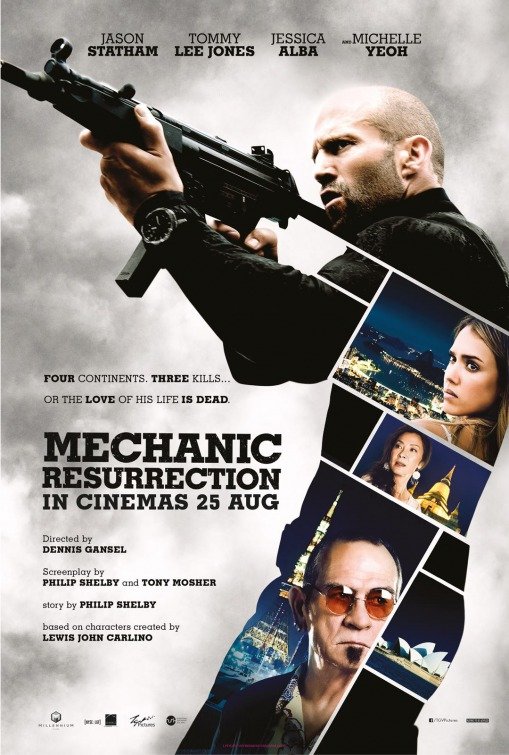 Mechanic.Resurrection.2016. 720p.BluRay.x265 مترجم