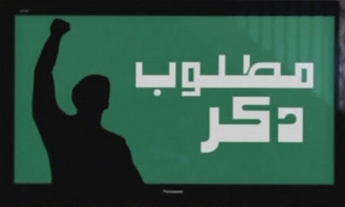 منع اغنية مطلوب زعيم من العرض على التلفزيون المصرى بسبب كلمة دكر