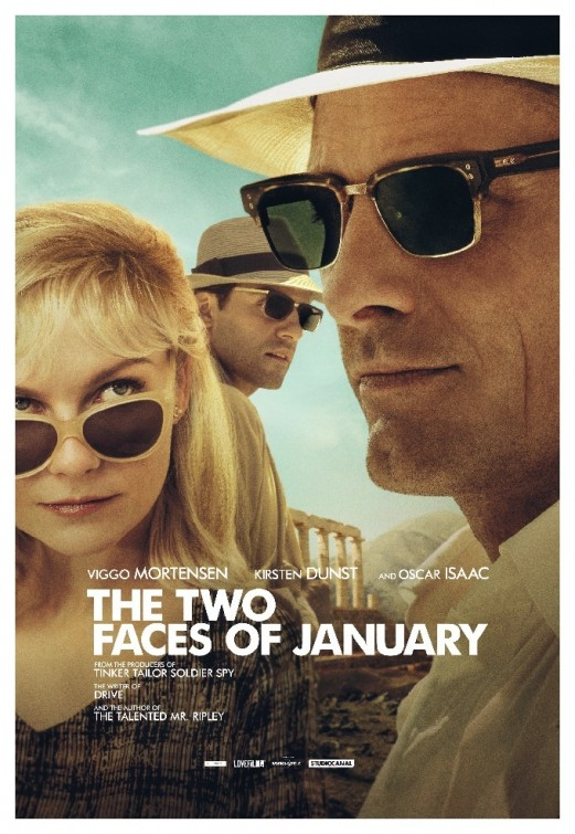 The Two Faces of January 2014 HDRip مترجم