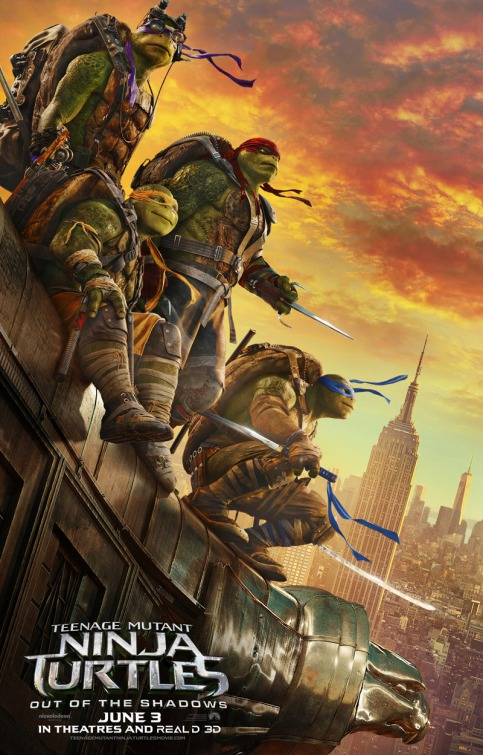 Teenage.Mutant.Ninja.Turtles.Out.of.the.Shadows.20 16 .720p.BluRay. x265مترجم