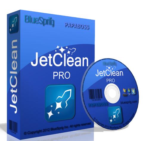 ������ ������� JetClean PRO 1.4.0.124