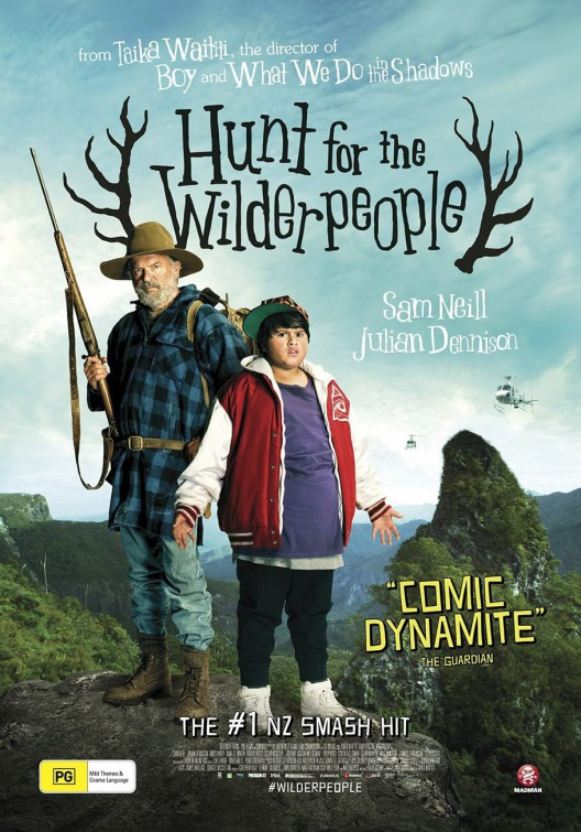 Hunt.for.the.Wilderpeople.2016. 720p.BluRay.X265مترجم