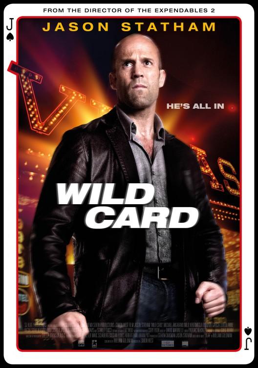 Wild.Card.2015.720p  .BrRip.x265 مترجم