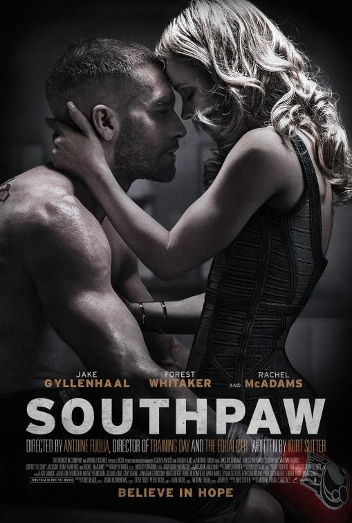 southpaw 2015 720p BluRay x265 630Mb مترجم