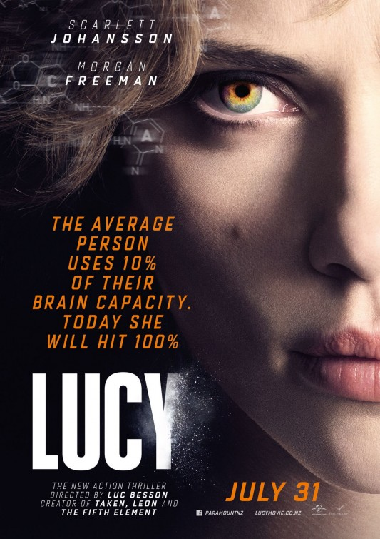 Lucy 2014 720p BLuRay مترجم